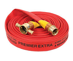 "2.5"" X30M PYROPROTECT FIRE HOSE (DURALINE)"