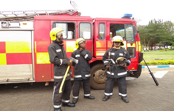 Fire Engine Equipments