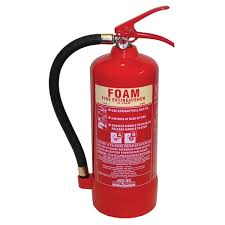 FOAM(AFFF) FIRE EXTINGUISHERS