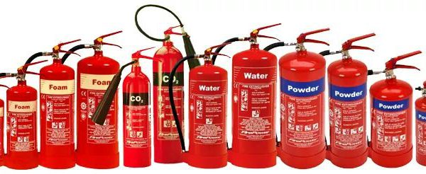 Fire Extinguishers Equipments