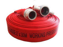 2.5″ X 23M CANVAS FIRE HOSE